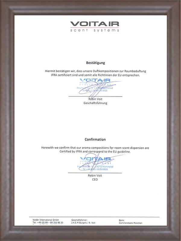 德国精油认证