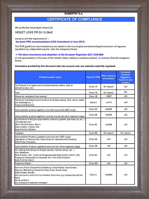 IFRA认证-9
