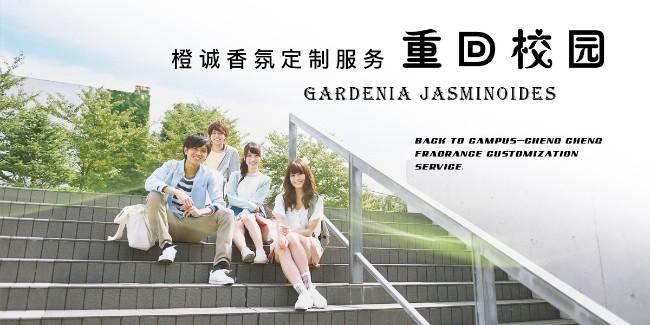 Gardenia jasminoides/重回校园—橙诚香氛定制服务